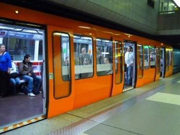 Rencontre dans le metro lyon